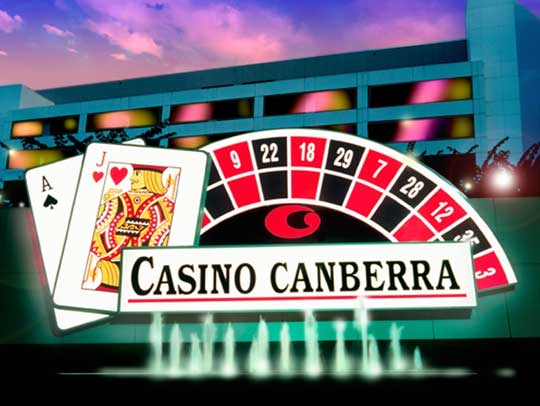 Casino Canberra Receives Approval For 60 Automated Table Games & 200 Pokies