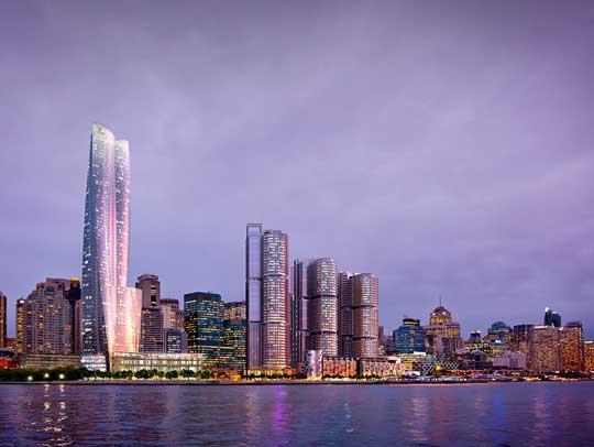 Australia's NSW Government Approves Crown Sydney Project