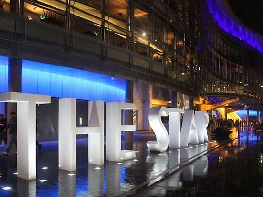 Casino Security From Sydney's Star Casino Accused Of Assault