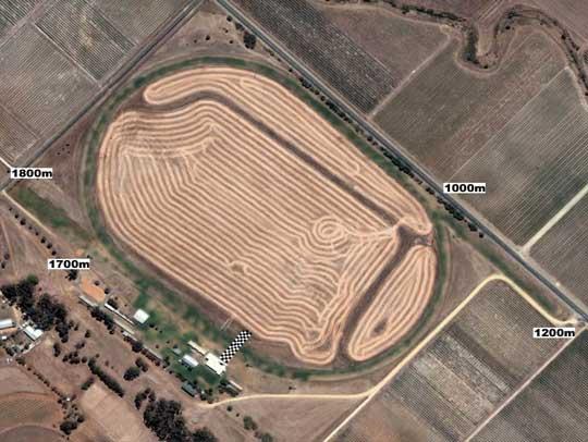 Clare Valley Racecourse
