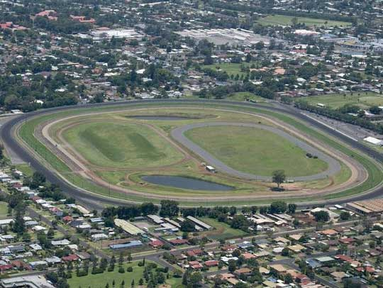 Clifford Park Racecourse