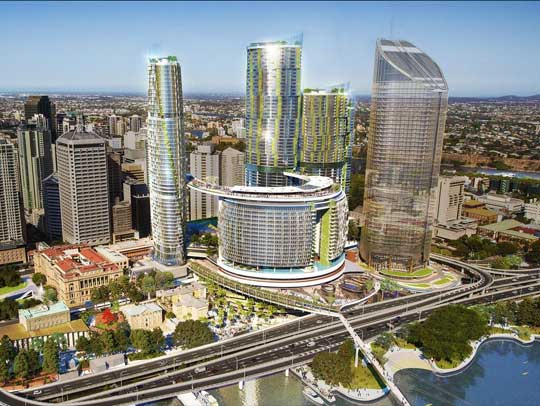 Queensland Expected To Earn $1 Billion From Casino Deal